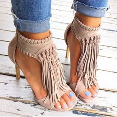 #Chaussures tendances, que vous devez suivre cet été...
