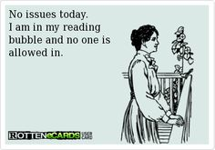 Do you have a reading bubble?