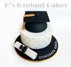 Graduation Cake. Vanilla cake, praline buttercream filling with caramelized hazelnuts & oreo cookies