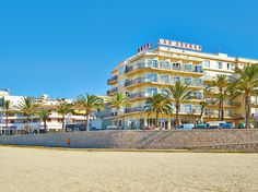 Majorca Hotel Las Arenas Spain, Europe Located in Palma de Majorca, Hotel Las Arenas is a perfect starting point from which to explore Majorca. Offering a variety of facilities and services, the hotel provides all you need for a good night's sleep. Facilities like free Wi-Fi in all rooms, Wi-Fi in public areas, meeting facilities, business center, restaurant are readily available for you to enjoy. Designed for comfort, selected guestrooms offer air conditioning, heating, wake-...