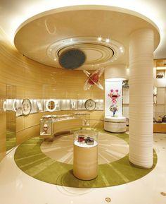 New Bond Street Maison (Londres), Peter Marino