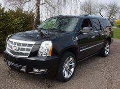 Cadillac Escalade ESV -- family vehicle