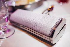 Silver clutch for wedding || Bride's Accessories