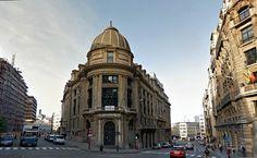Colonies St et Chancelleire St, Bruxelles.
