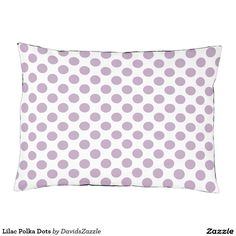 Lilac Polka Dots Dog Bed This design is available  on many products! Click the link and hit the 'Available On' button near the product description to see them all! Thanks for looking!  @zazzle #polka #dots #decor #home #design #dog #bed #pet #animal #friend #family #accessory #accessories #buy #sale #shop #shopping #owner #fun #sweet #fido #woof #awesome #cool #chic #modern #style #bed #collar #leash #bowl #tag #color #red #yellow #blue #black #white #green #orange #purple #aqua #violet…
