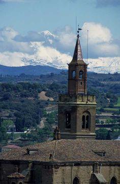 Torre de la catedral de Barbastro