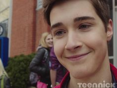"""#Degrassi 14x02 """"Wise Up"""" - Miles: """"I'm making things better, Maya."""""""