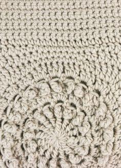 Kit crochet petite wool Crunch Cardigan
