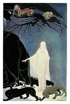 Dorothy Pulis Lathrop Ilustradora | via Marco Recuero