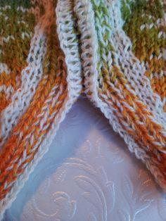 Tips til hvordan klippe i strikketøy. Heklemetoden. Instruksjonsvideo.