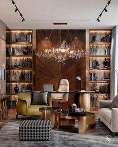 Modern Office Design, Office Interior Design, Home Office Decor, Office Interiors, Interior Decorating, Home Decor, Exterior Design, Modern Home Offices, Interior Sketch