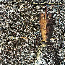 Siouxsie and the Banshees - Juju.  Intricate and mystical.
