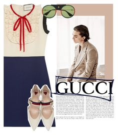 """""""His Girlfriend (Timothée and Zoè)"""" by diankounicorn on Polyvore featuring Gucci"""