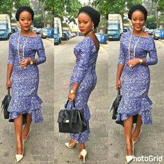 African Print Dresses