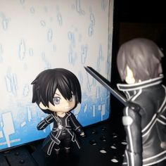 Nendo Kirito is being cornered!