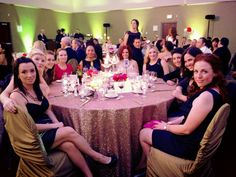The Bell Kaleidoscope of Hope Gala 2014. Raising awareness for youth mental health