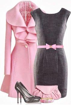 Pretty in Pink Winter Wonderland