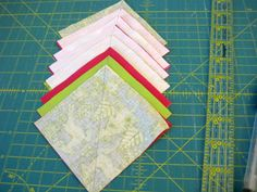 Christmas in July ~ Christmas Tree Table Runner   Sew Mama Sew