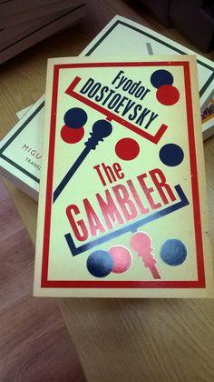 THE GAMBLER by Fyodor Dostoevsky, translated by Hugh Aplin http://www.almabooks.com/the-gambler-p-603-book.html