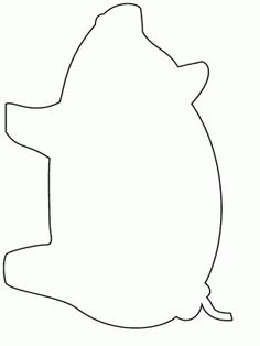 a printable cow template this printable may be useful for an classroom project about animals on. Black Bedroom Furniture Sets. Home Design Ideas