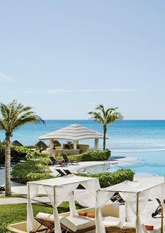 Upscale Riviera Maya Winter Retreat