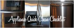 CLEAN MAMA: Clean Your Oven, Microwave, Refrigerator, and Dishwasher in Less than an Hour
