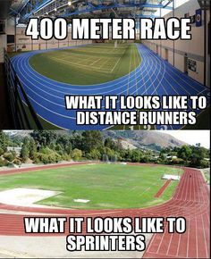 Sprinters vs Distance