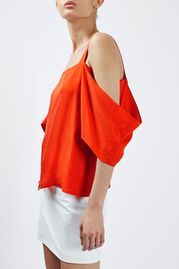 Off-The-Shoulder Top By Boutique