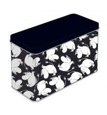 Muumi näkkileipäpurkki Tissue Holders, Facial Tissue, Container, Canisters