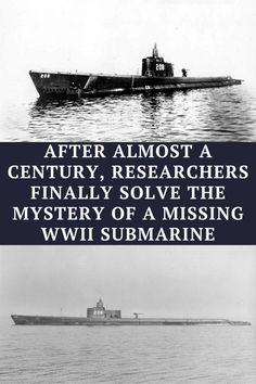 The U.S. had lost 52 submarines to the deep blue sea during World War II,