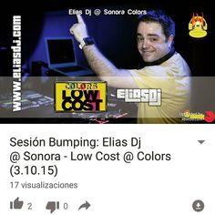 Venga que estamos de fin de semana y ya tienes mi última sesión en YouTube y en Soundcloud cuando les de la gana de funcionar... A disfrutarlo!  #sesiones #djset #rebotesatope #fb http://j.mp/1MD5ipV