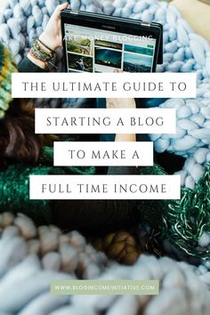 Anyone can start a Blog, some can make money Blogging, and even less make a full time income Blogging. This post is the Ultimate Guide on How to Become a Professional Blogger and covers how to choose a profitable niche, write profitable Blog posts, monetise your Blog, start and Grow your email list and much more...