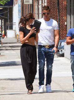 @Cristiano Top 10 casual looks of Cristiano Ronaldo #fashion #streetstyle