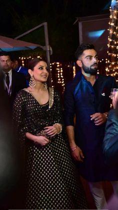 Virat Kohli and Anushka Sharma at Yuvraj Hazel wedding in Goa