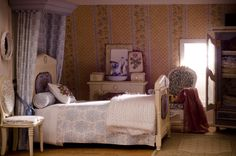 Dollhouse miniature - quiet sunny bedroom by SRKminiature on DeviantArt