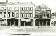 Hereweg oostzijde bij de J.A.Feithstraat in 1977 - Foto's SERC