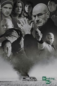 Breaking Bad - Up in Smoke - Official Poster Walter White, Breaking Bad Poster, Breaking Bad Series, Aaron Paul, Bryan Cranston, Jesse Pinkman, Dirty Dancing, Pulp Fiction, Disney Channel