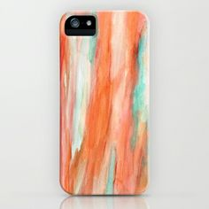 Sunset Sky iPhone & iPod Case by Rosie Brown - $35.00 #iphone #ipod #art #abstract #society6 #electronics #ipad #laptop #case #skin