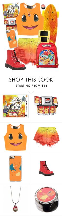 """""""Pokemon Gamer"""" by neverland-is-just-a-dream-away ❤ liked on Polyvore featuring Nintendo, Hot Topic, O-Mighty, Levi's, Casetify, INC International Concepts and T.U.K."""