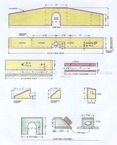 #2700 Precision Router Table Plans - Router