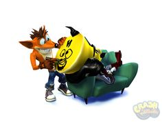 A perfect likeness! Crash Bandicoot, Cartoon Caracters, Spyro The Dragon, Character Profile, Funny Cartoons, Best Games, Bowser, Videogames, Childhood
