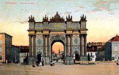 Potsdam - Brandenburger Tor