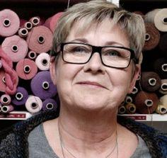 Slöjd ger kunskap för hela livet, Marléne Johansson, docent i slöjd. Foto: Petra Jonsson