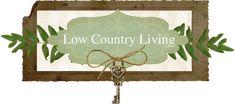 Low Country Living: Do a Little Jig Wood Shelves Garage, Diy Garage Storage, Garage Organization, Low Country, Country Decor, Country Living, Diy Kids Kitchen, Kitchen Ideas, Cabinet Door Makeover