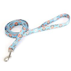 Classic Blue Julius Dog Leash by Paul Frank