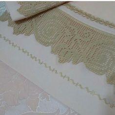 Points, Motifs, Crochet, Elsa, Embroidery, Diy, Crafts, Ideas, Dish Towels