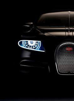 I wish i woke up in a new Bugatti...
