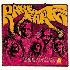 The Collection -  Rare Earth:   2004 compilation from the 60s/70s rock/soul outfit whose first hit was a cover of the Temptaions' 'Get Ready', which is included here along with 17 other tracks. Spectrum.