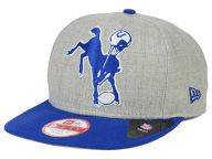 8fea4928269 Shop for the Indianapolis Colts New Era NFL Logo Grand 9FIFTY Snapback Cap  at Colts.