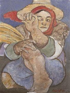 Benedicto Cabrera Dirt In The Eye, 1989 x 46 cm) Philippine Art, Art Pictures, Art Pics, Artists Like, Pinoy, Artist Art, Filipino, Philippines, Contemporary Art